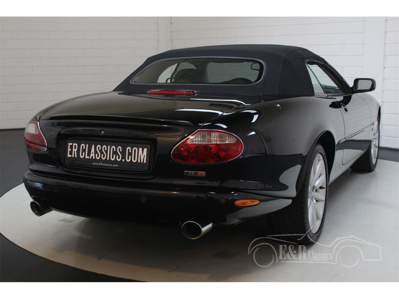 Large Picture of '03 Jaguar XKR located in Waalwijk noord brabant Offered by E & R Classics - Q3GE