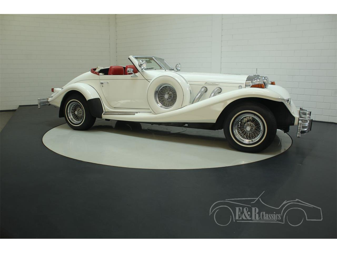 Large Picture of 1982 Excalibur Series IV Phaeton located in noord brabant - $78,450.00 Offered by E & R Classics - Q3GF