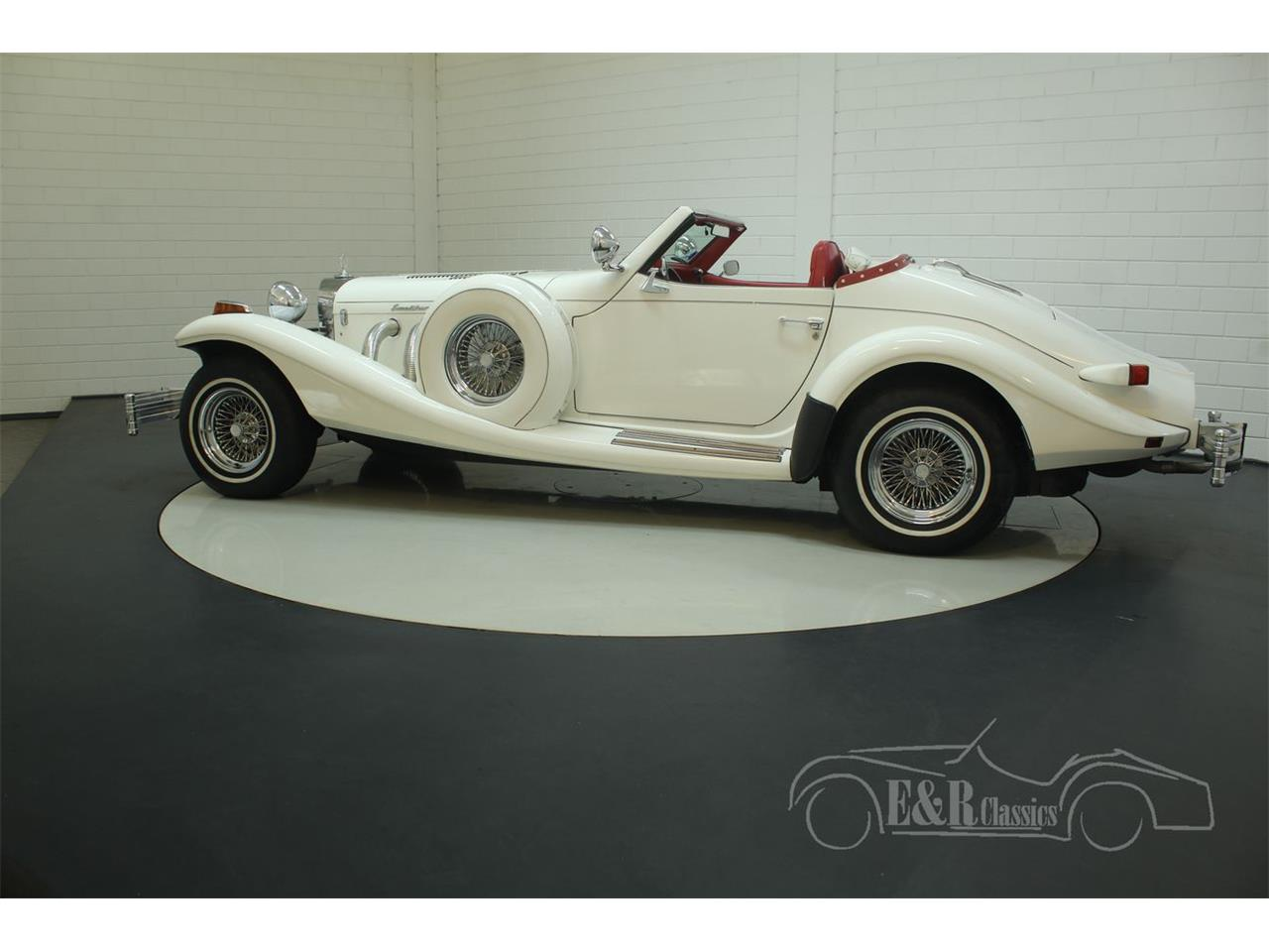 Large Picture of 1982 Excalibur Series IV Phaeton - Q3GF