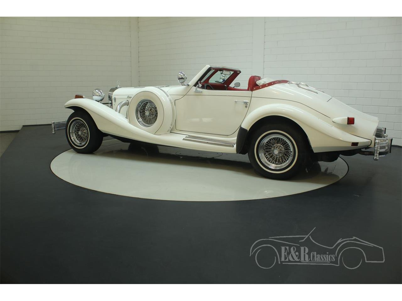 Large Picture of 1982 Excalibur Series IV Phaeton - $78,450.00 Offered by E & R Classics - Q3GF