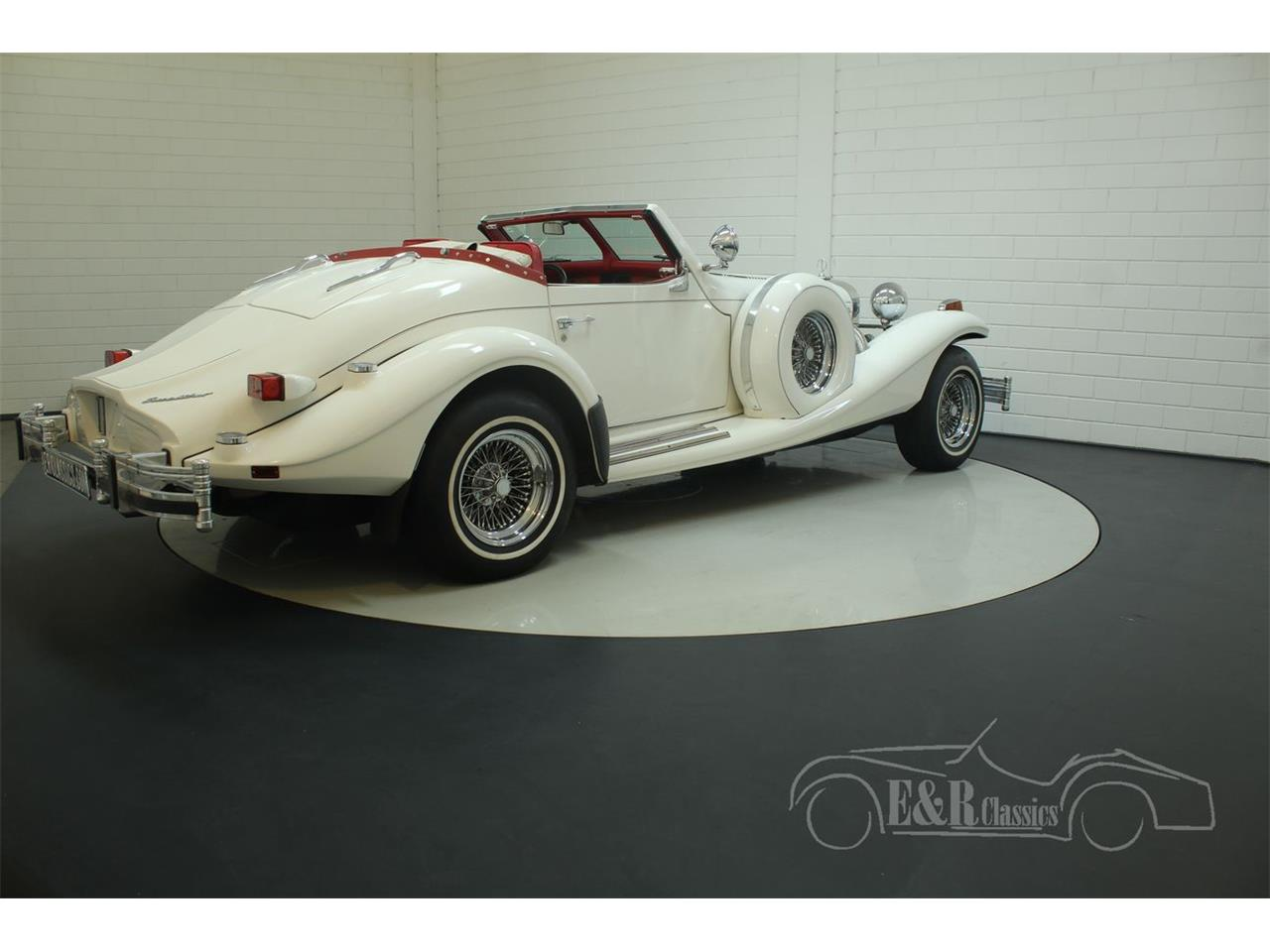 Large Picture of '82 Excalibur Series IV Phaeton Offered by E & R Classics - Q3GF
