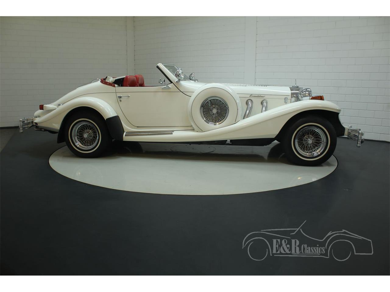 Large Picture of '82 Excalibur Series IV Phaeton located in noord brabant - $78,450.00 Offered by E & R Classics - Q3GF