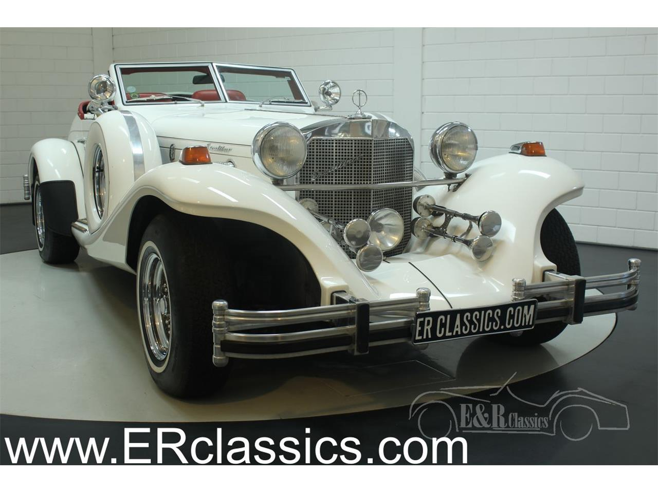 Large Picture of 1982 Series IV Phaeton located in noord brabant - $78,450.00 Offered by E & R Classics - Q3GF