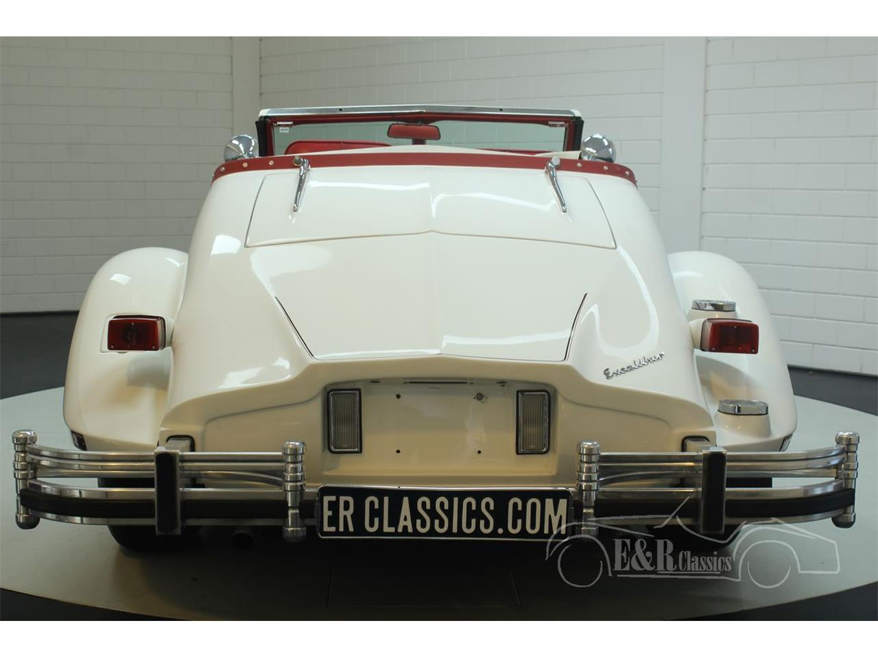 Large Picture of 1982 Excalibur Series IV Phaeton located in Waalwijk noord brabant Offered by E & R Classics - Q3GF
