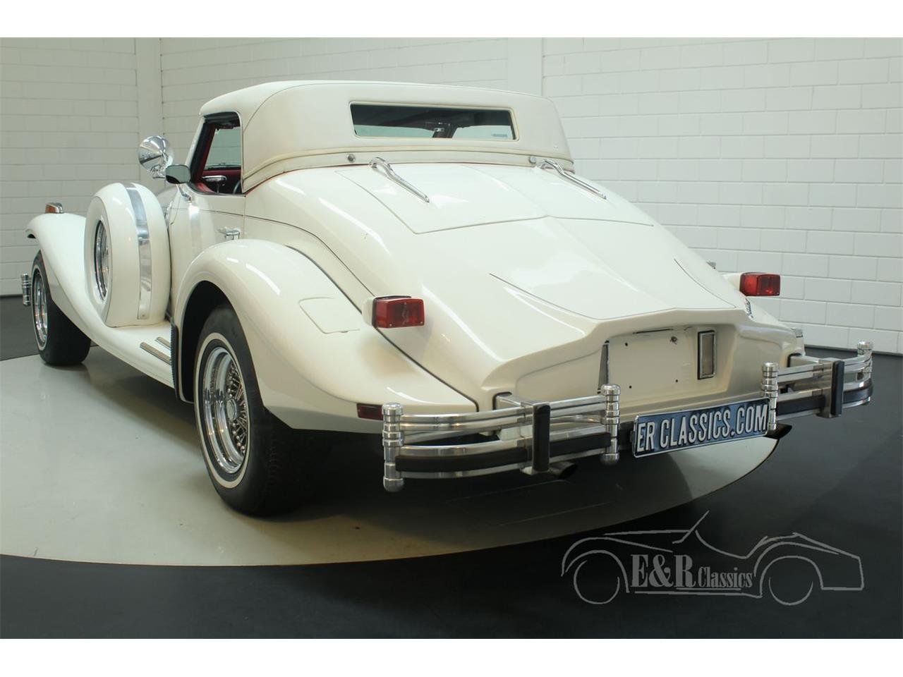 Large Picture of '82 Excalibur Series IV Phaeton - $78,450.00 Offered by E & R Classics - Q3GF