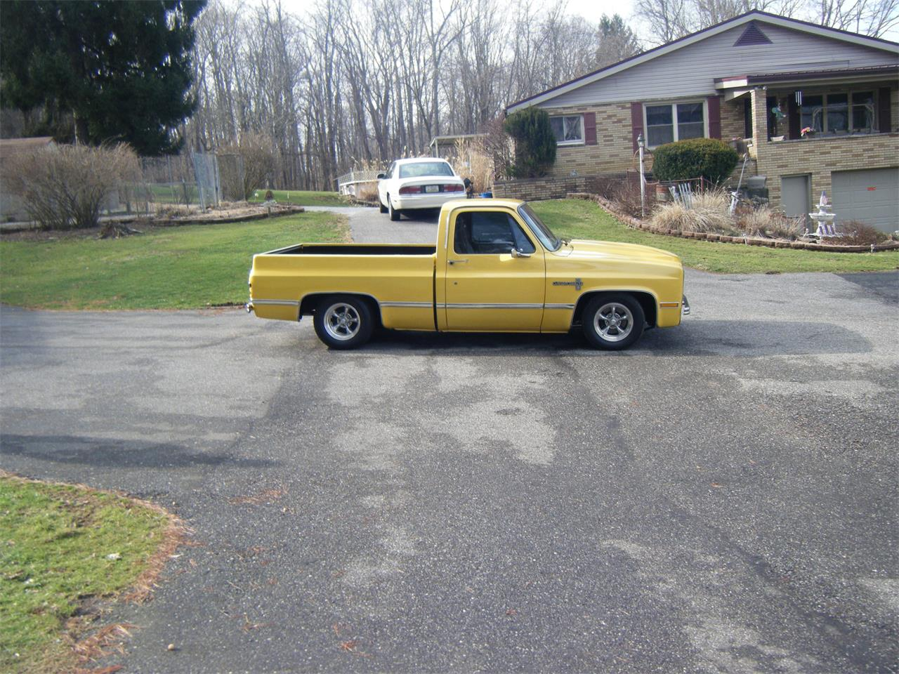 Large Picture of '85 C10 - Q3GG