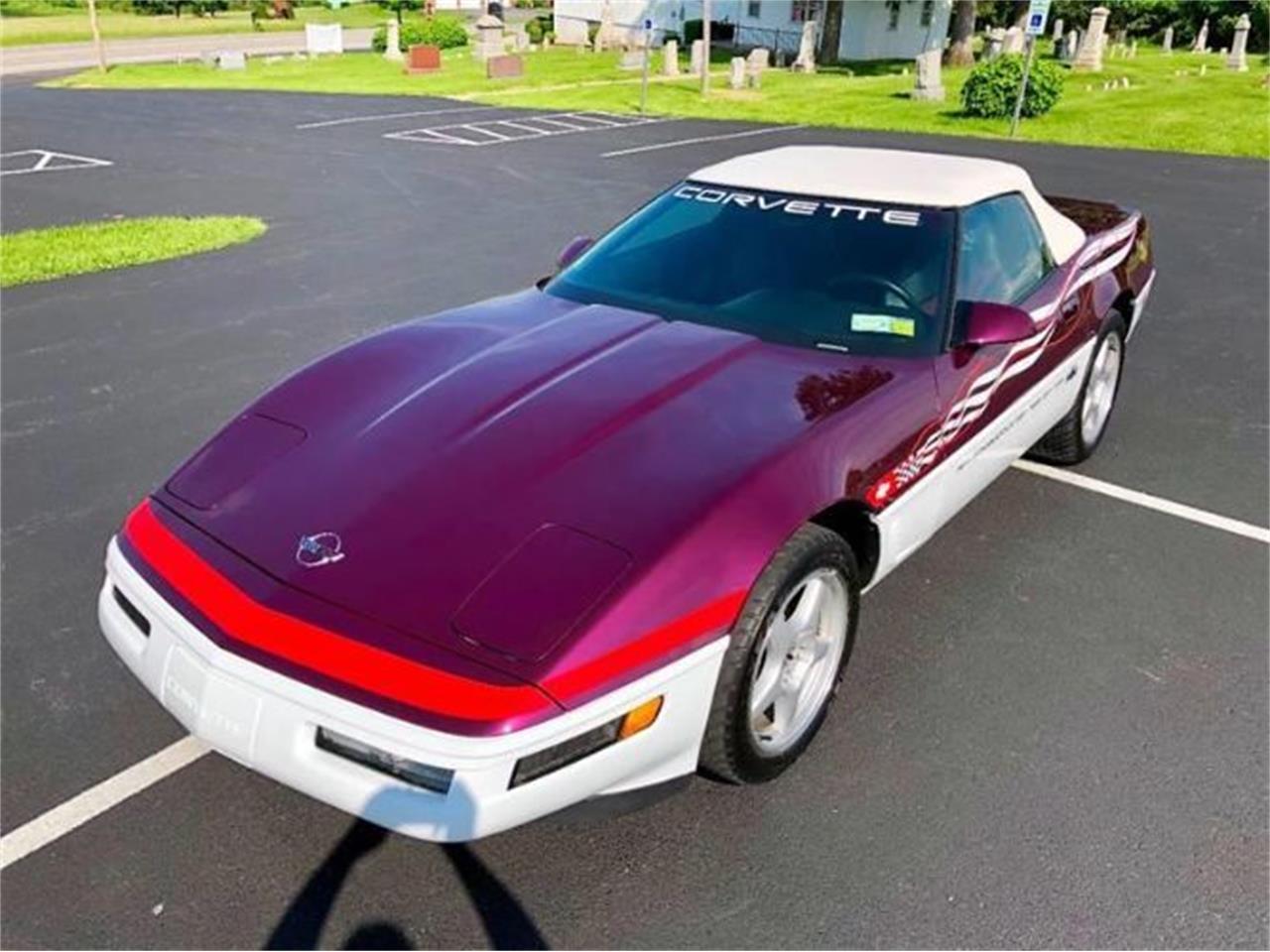 Large Picture of '95 Corvette - PY82