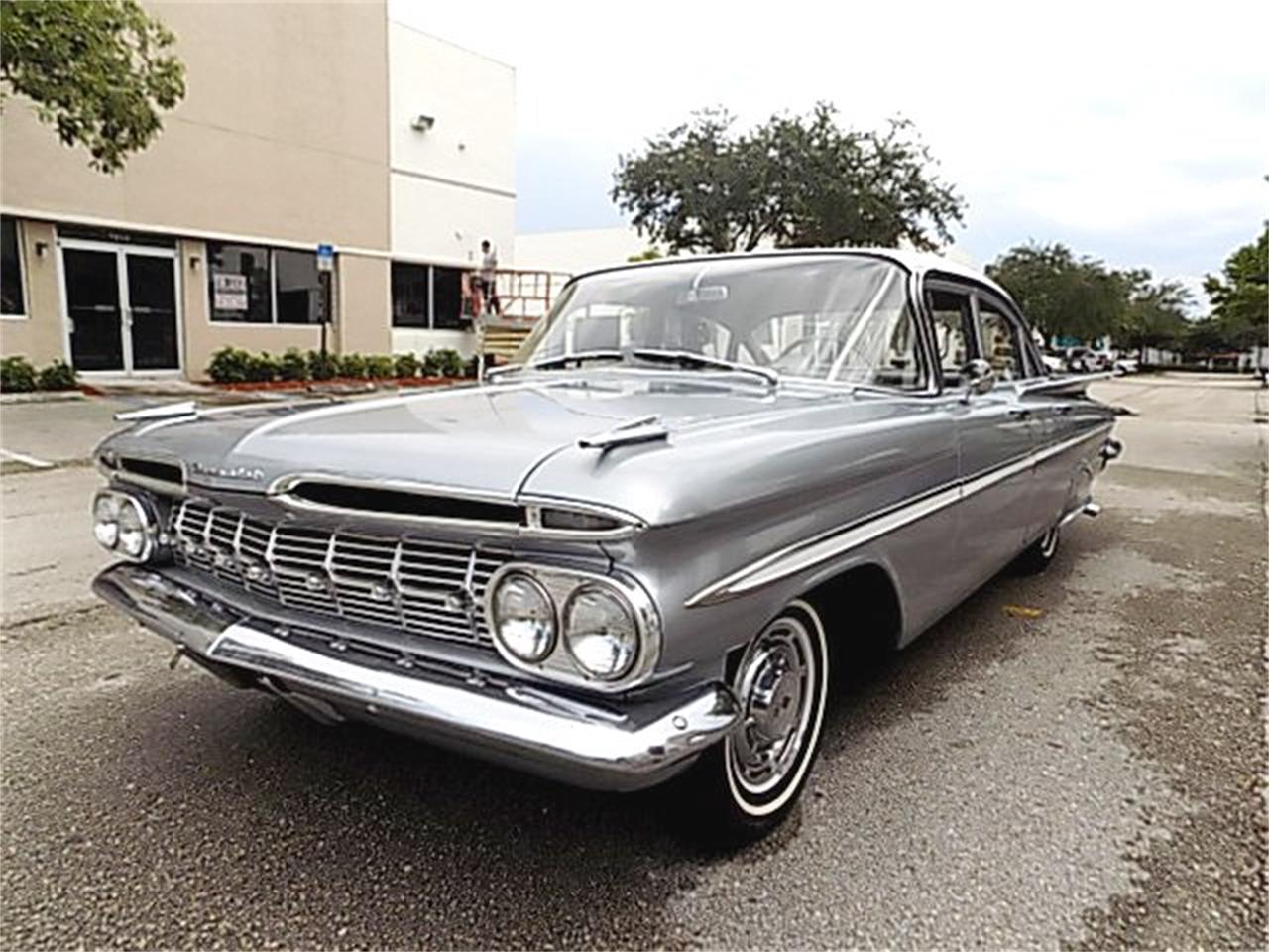 Large Picture of '59 Bel Air - Q3GN