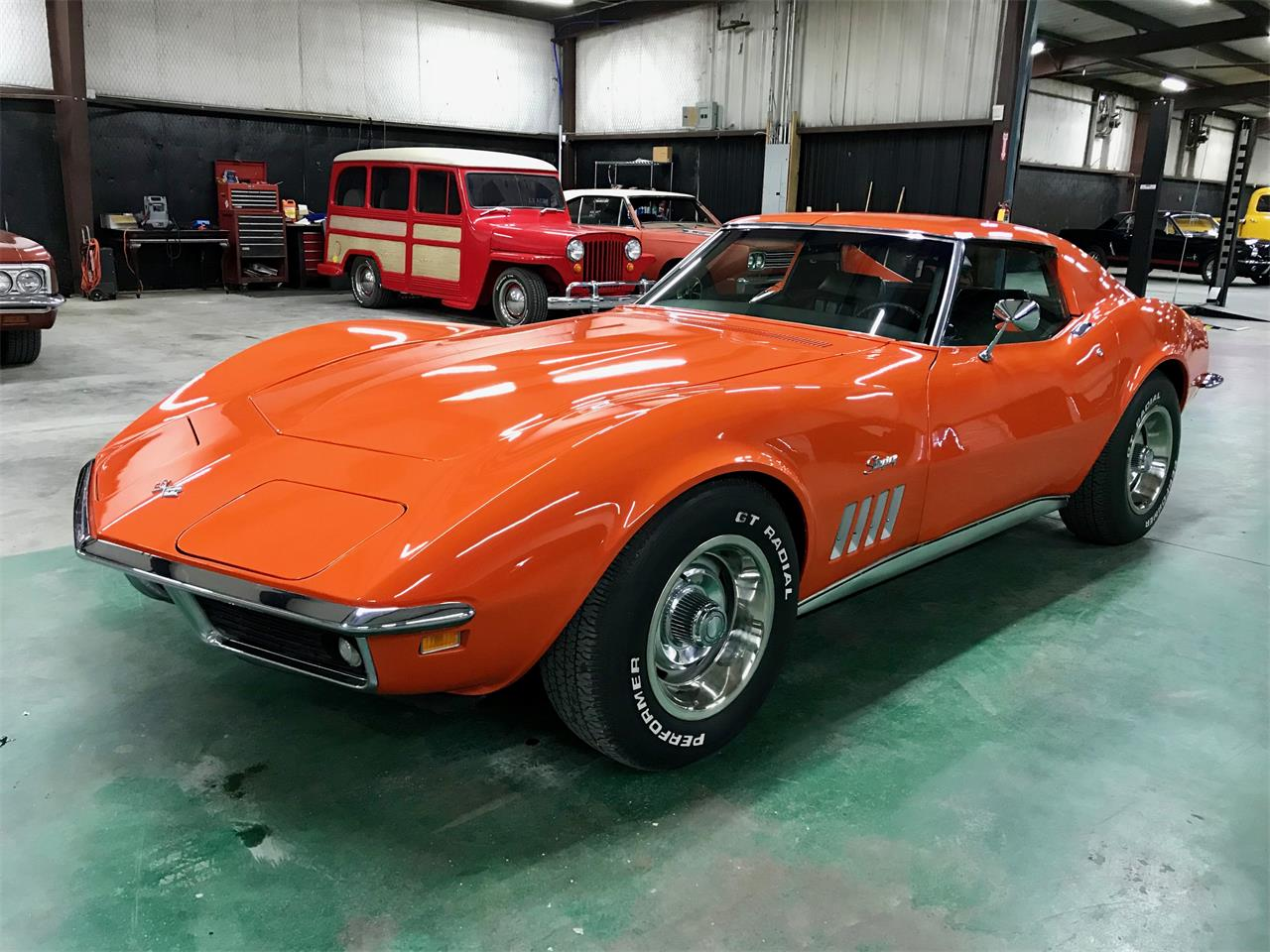 Large Picture of '69 Corvette - $32,500.00 Offered by PC Investments - Q3GP
