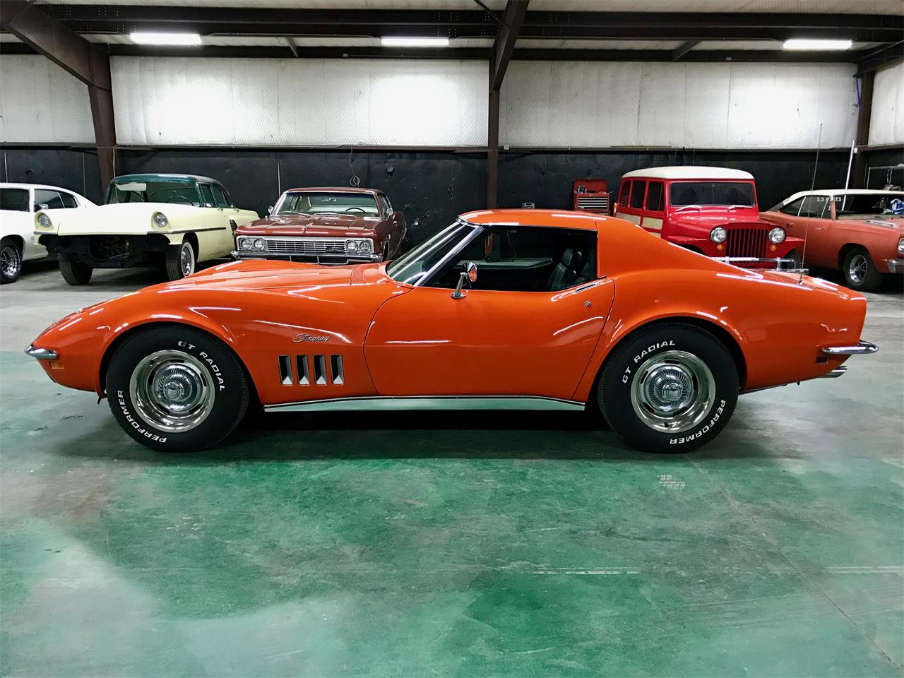 Large Picture of Classic '69 Chevrolet Corvette located in Sherman Texas - $32,500.00 - Q3GP