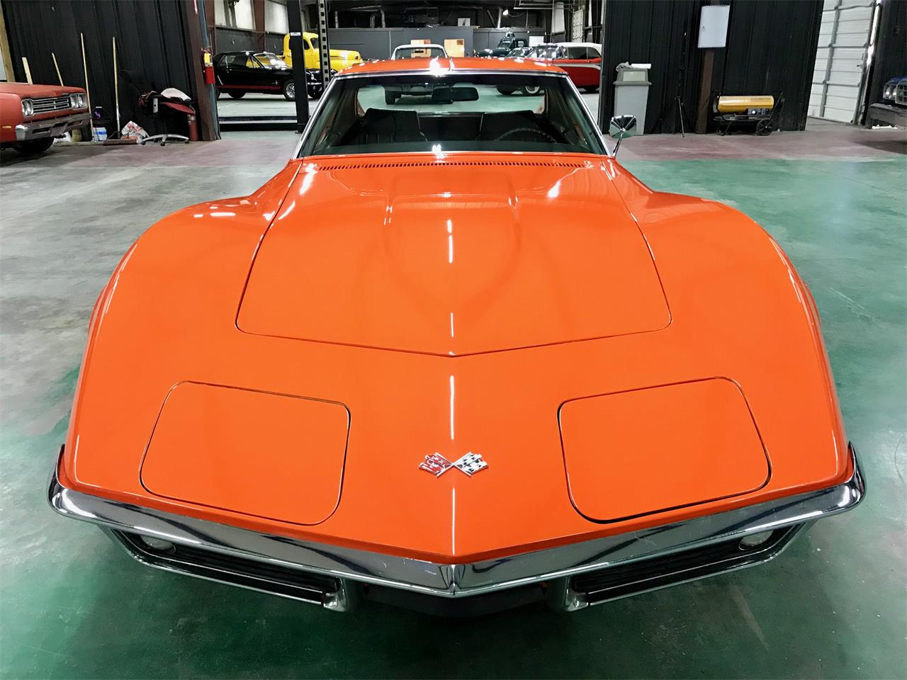 Large Picture of '69 Corvette - $32,500.00 - Q3GP