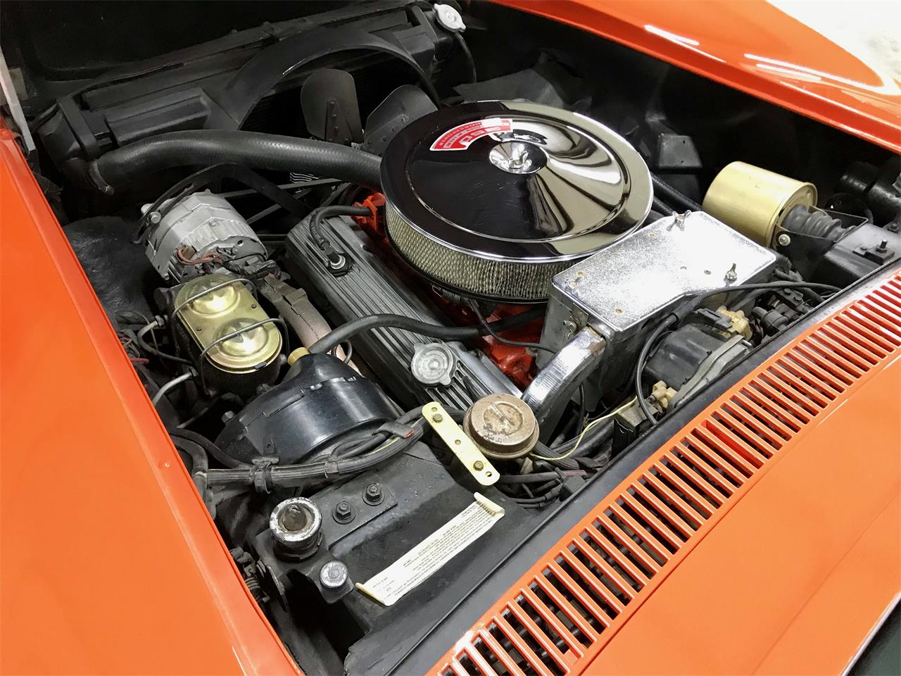Large Picture of Classic '69 Corvette located in Sherman Texas - Q3GP