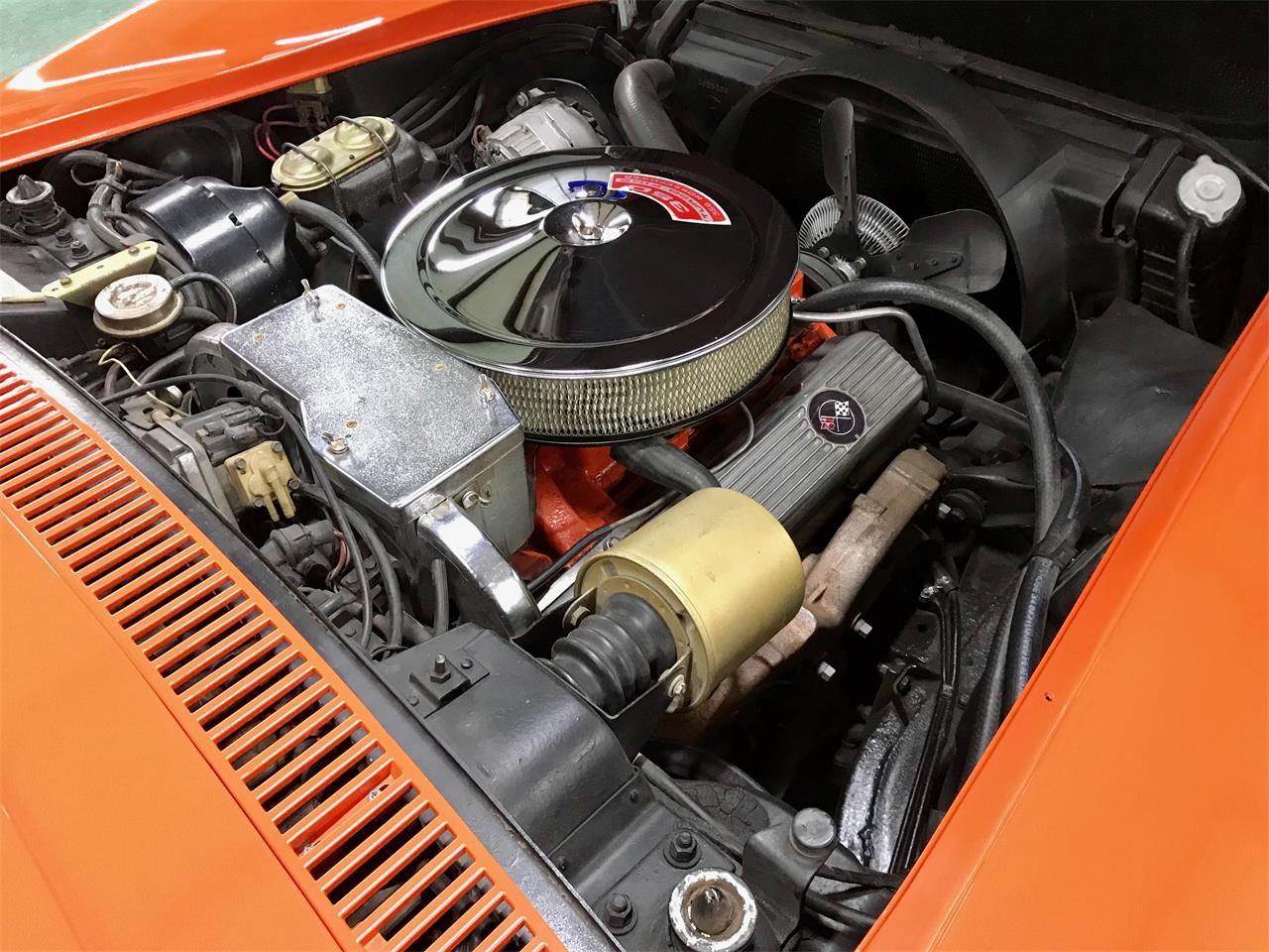 Large Picture of Classic 1969 Chevrolet Corvette - Q3GP