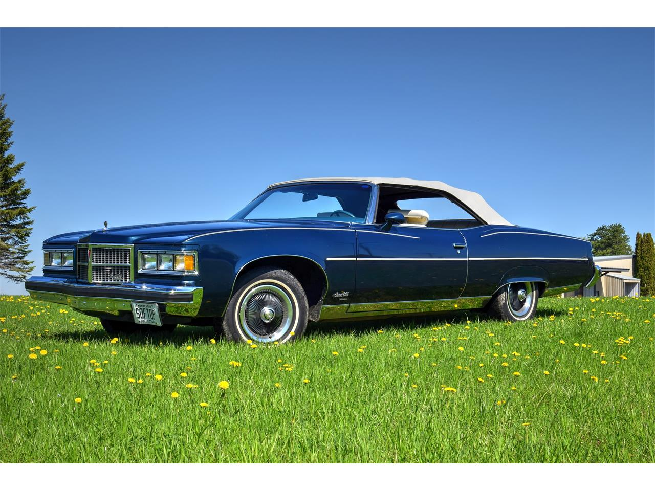 Large Picture of '75 Grand Ville - $15,500.00 Offered by Hooked On Classics - Q3GR