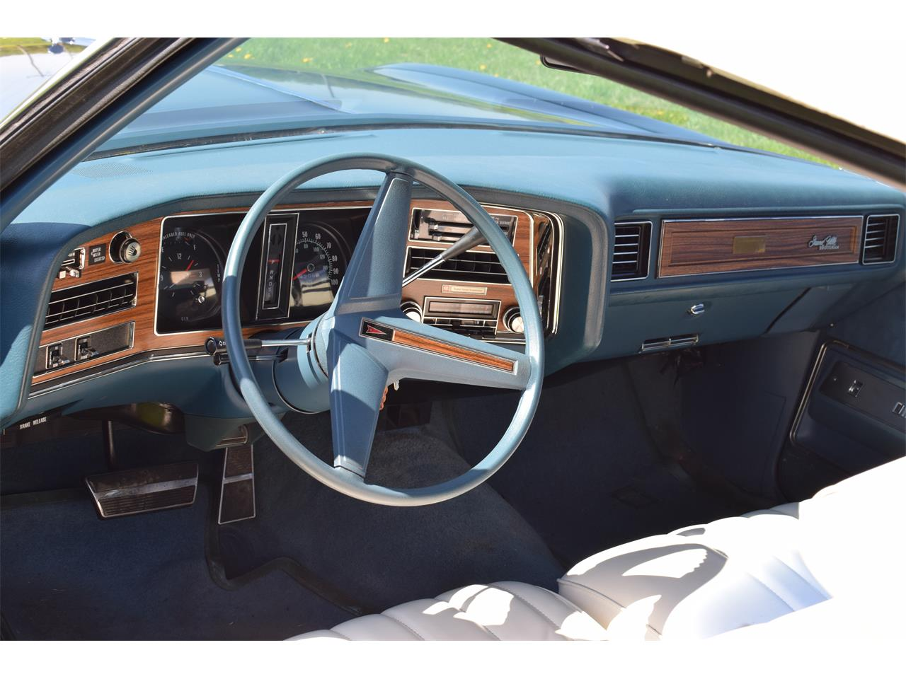 Large Picture of '75 Pontiac Grand Ville located in Watertown Minnesota - $15,500.00 Offered by Hooked On Classics - Q3GR