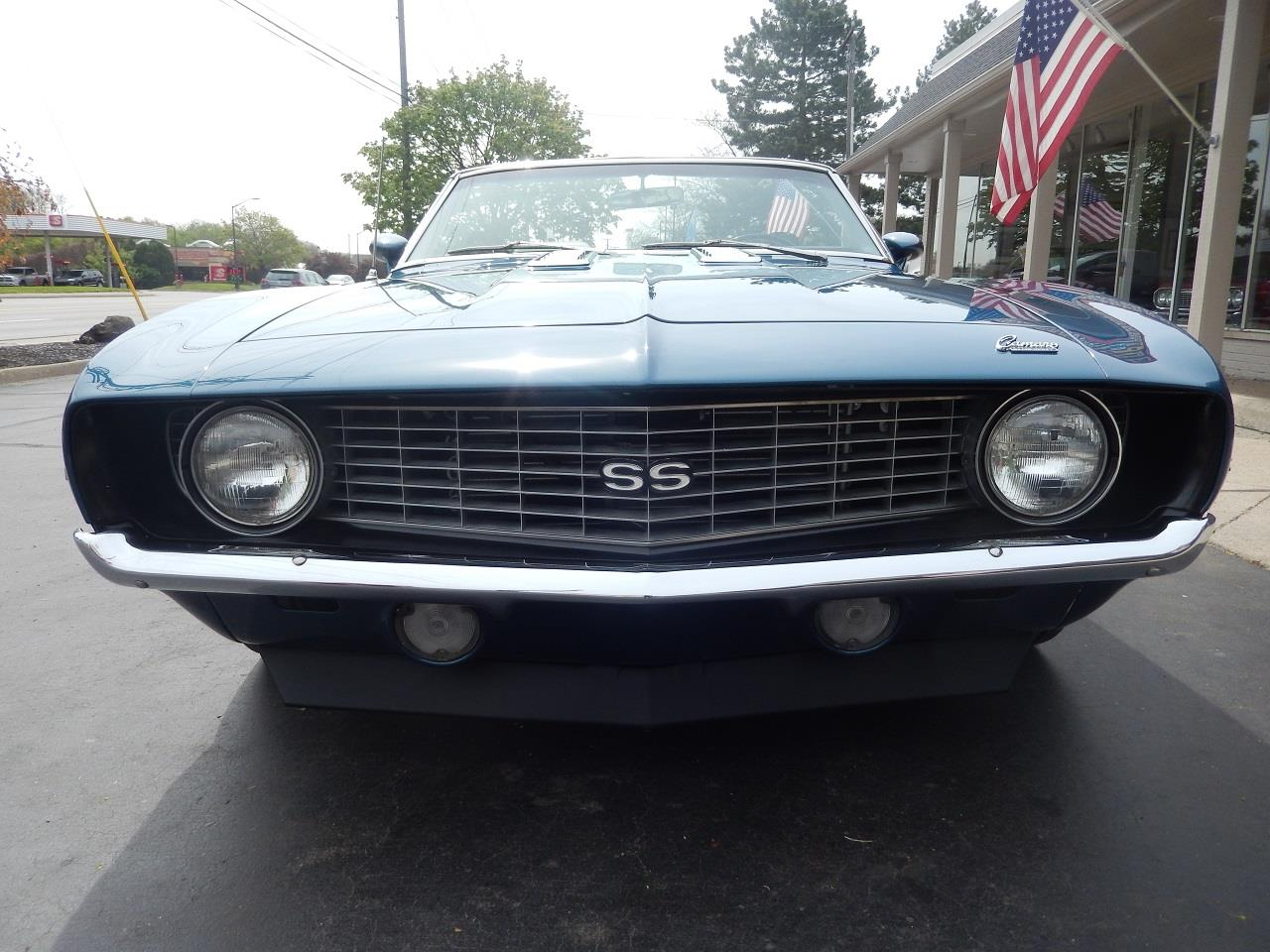 Large Picture of '69 Camaro SS - Q3GS