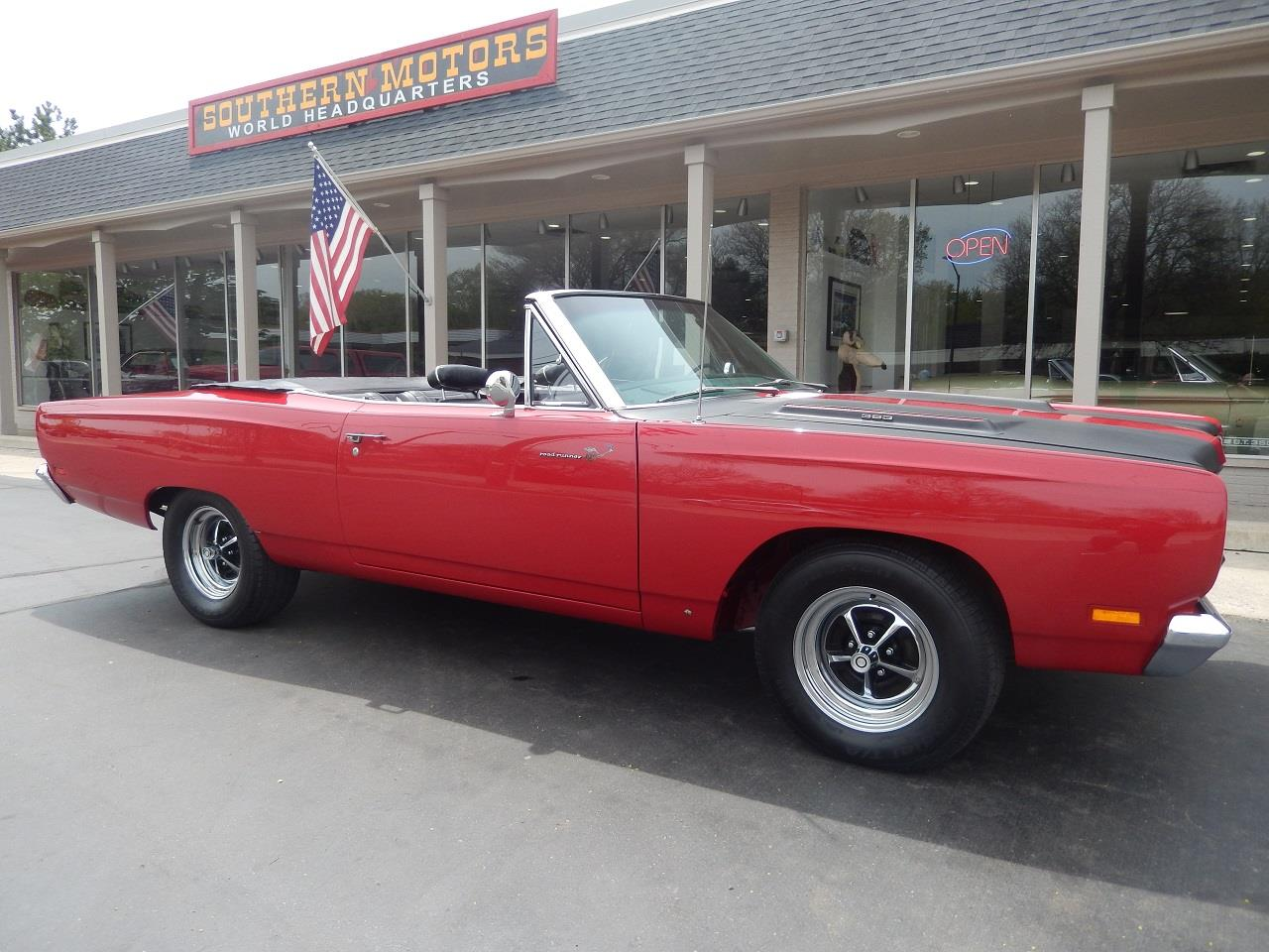 Large Picture of '69 Road Runner - Q3HB