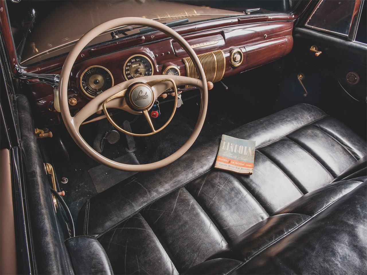 Large Picture of '41 Continental - Q3HT