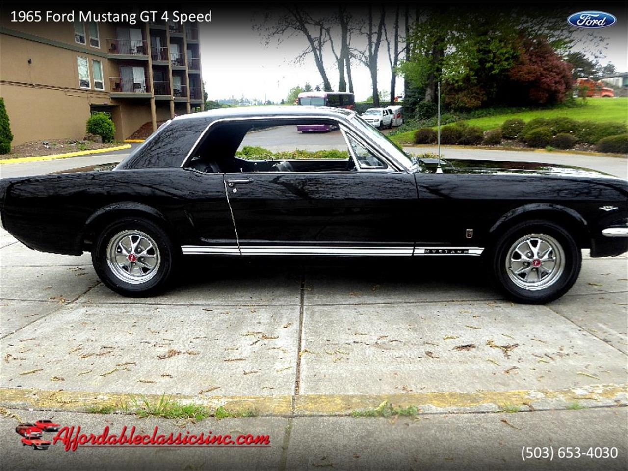 Large Picture of '65 Mustang GT - Q3IC