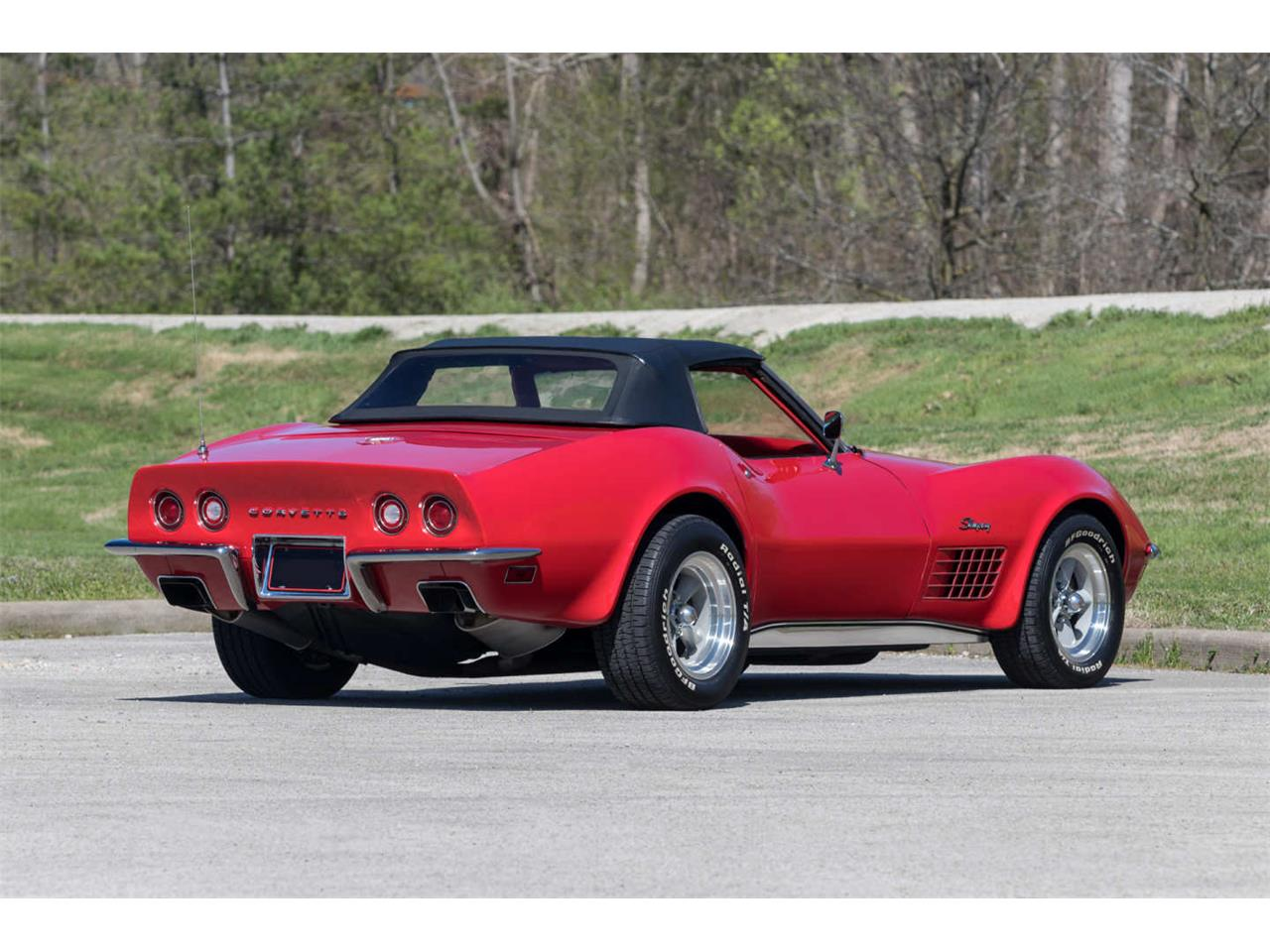 Large Picture of '71 Corvette - Q3IF