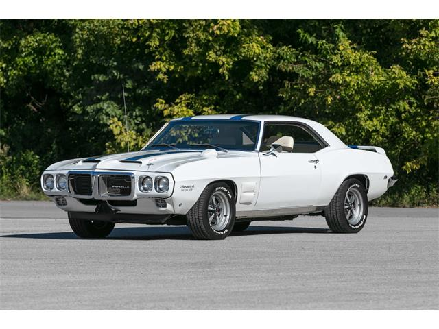 Picture of '69 Firebird - Q3IG