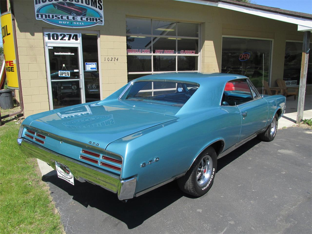 Large Picture of '67 GTO - Q3IR