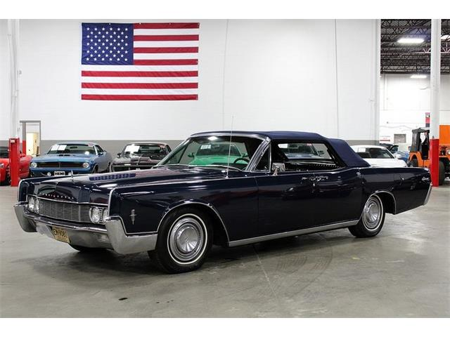 Picture of Classic '66 Continental located in Michigan - $36,900.00 - Q3JB