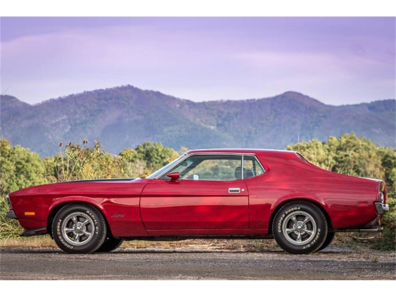 Large Picture of '71 Mustang - PY8C