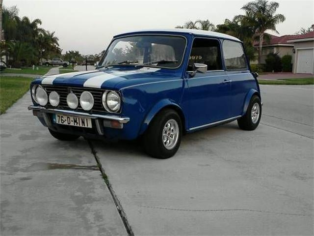Picture of '67 Clubman - Q3JC