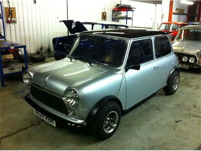 Picture of '72 Mini Cooper - Q3JD