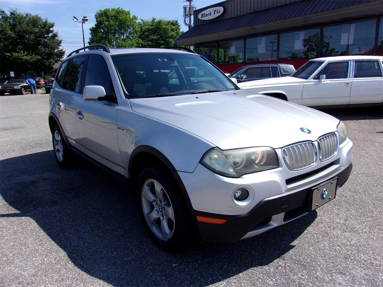 Large Picture of 2007 BMW X3 - Q3JP