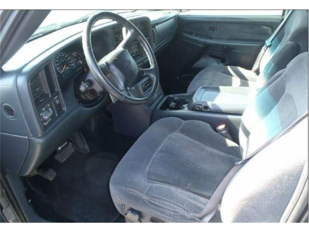 Large Picture of 2002 Silverado located in New Jersey - $8,900.00 Offered by Black Tie Classics - Q3JT