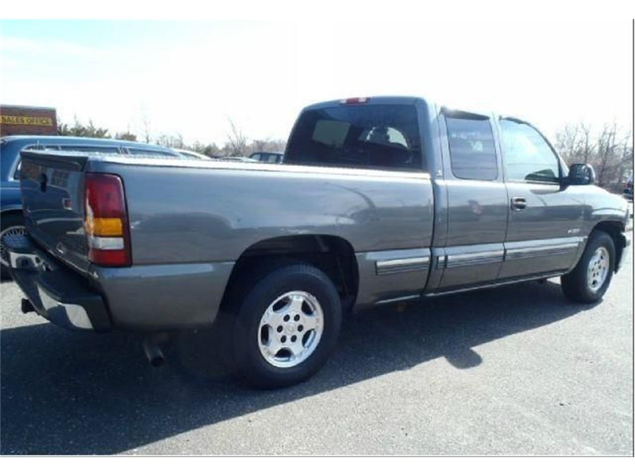 Large Picture of 2002 Silverado located in Stratford New Jersey Offered by Black Tie Classics - Q3JT