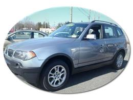 Picture of '04 X3 - Q3JU