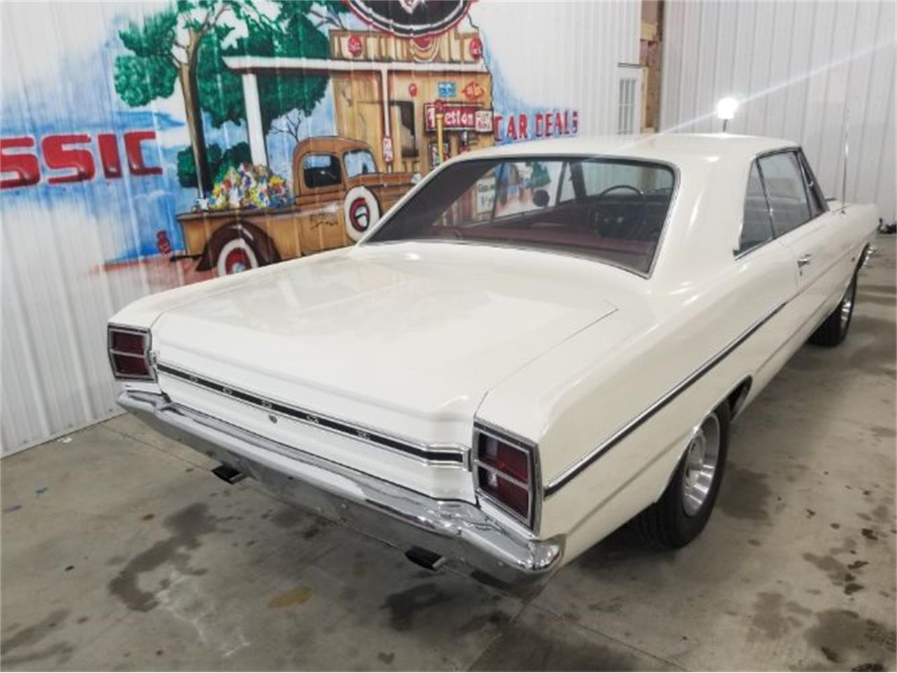 Large Picture of '69 Dodge Dart located in Cadillac Michigan Offered by Classic Car Deals - Q3K6