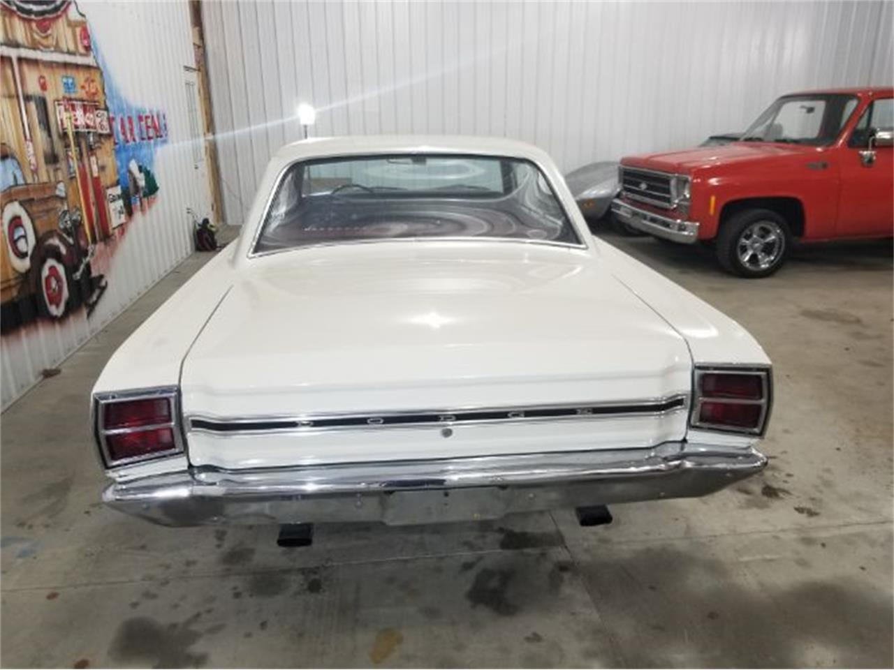 Large Picture of 1969 Dodge Dart located in Cadillac Michigan - Q3K6