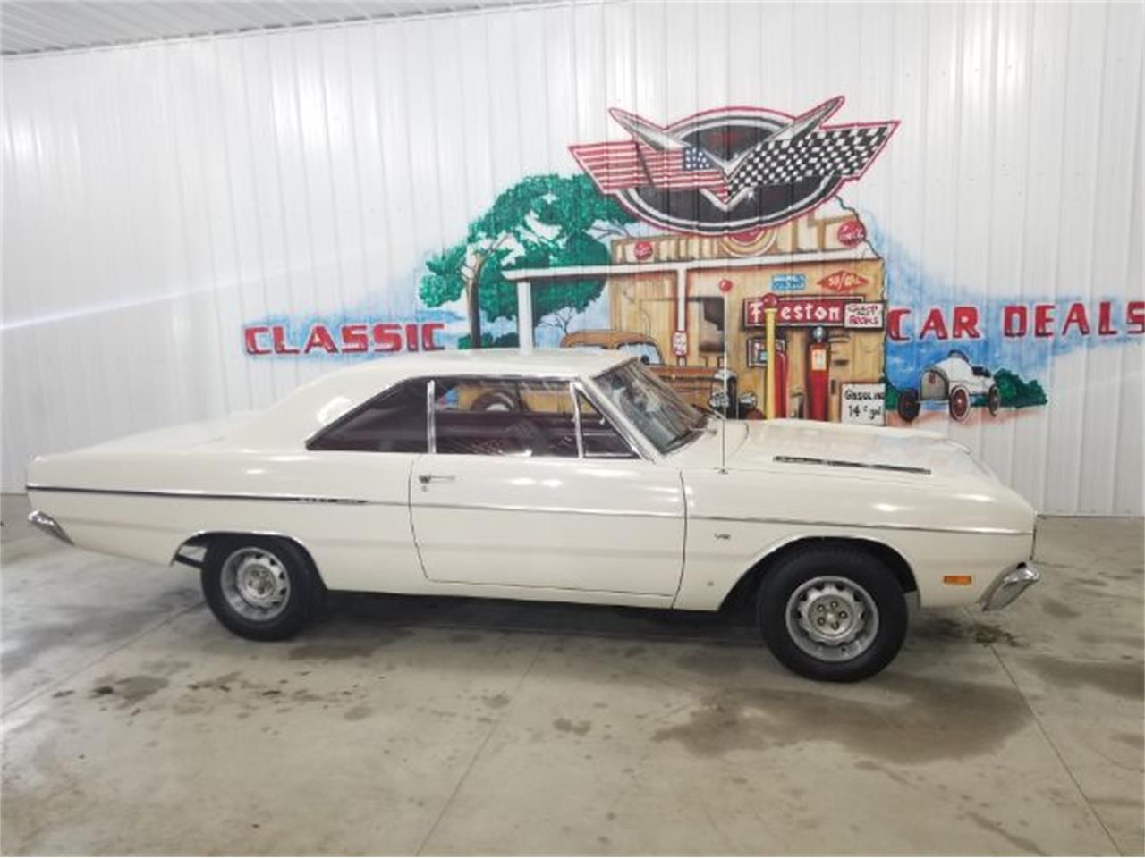 Large Picture of 1969 Dodge Dart located in Cadillac Michigan - $22,900.00 Offered by Classic Car Deals - Q3K6