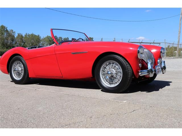Picture of 1954 Austin-Healey 100-4 located in Alsip Illinois Offered by  - Q3K8