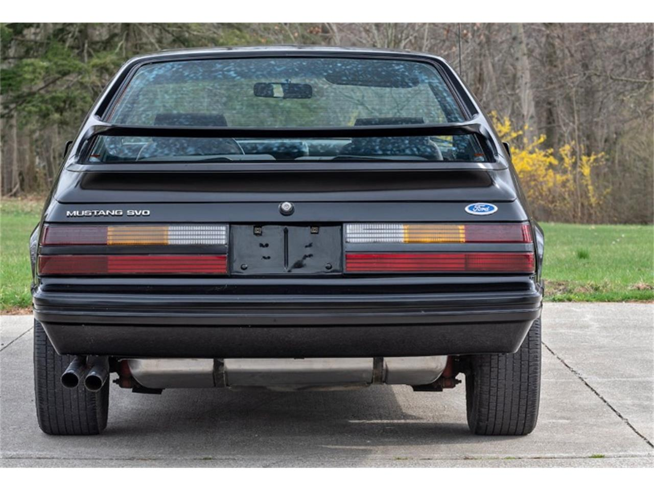 Large Picture of '84 Mustang - Q3KE