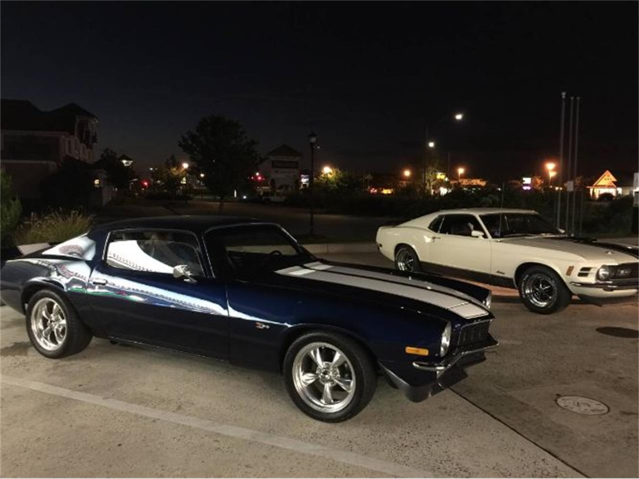 Large Picture of '72 Camaro - PY8G