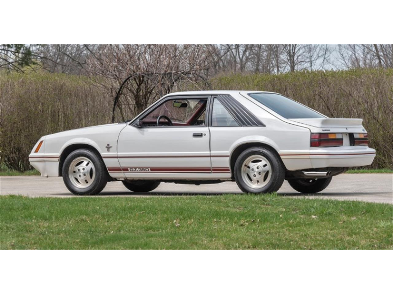 Large Picture of '84 Mustang - Q3KG