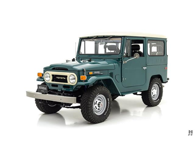 Picture of 1974 Land Cruiser FJ located in Missouri - $59,500.00 Offered by  - Q3KN