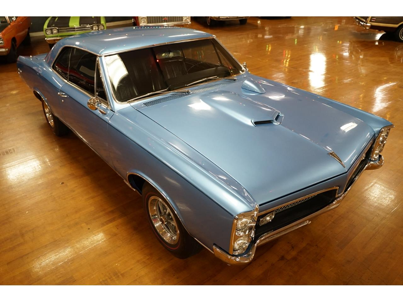 Large Picture of '67 GTO - Q3KX