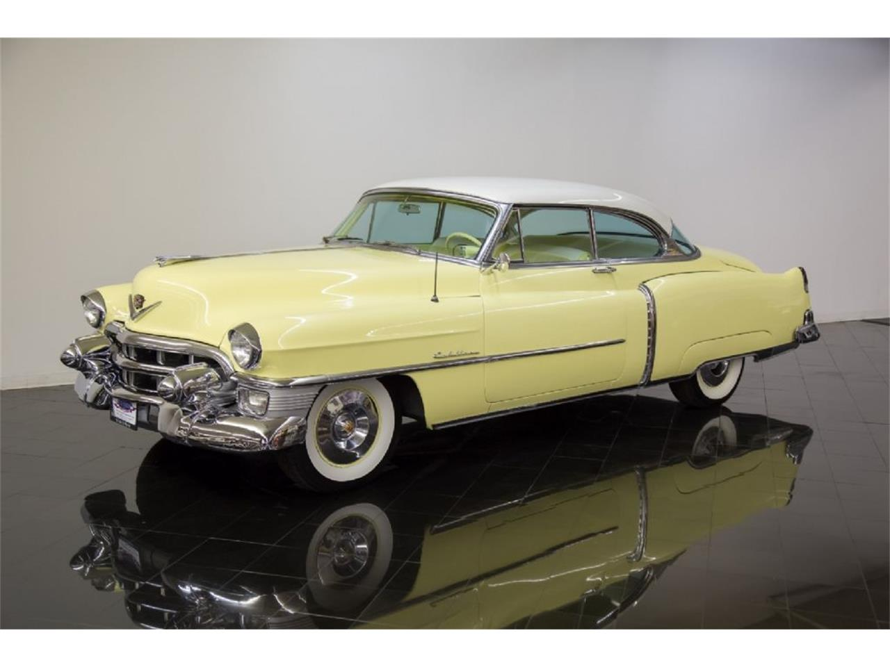 Large Picture of Classic 1953 Cadillac Series 62 located in St. Louis Missouri - $49,900.00 Offered by St. Louis Car Museum - Q3L2