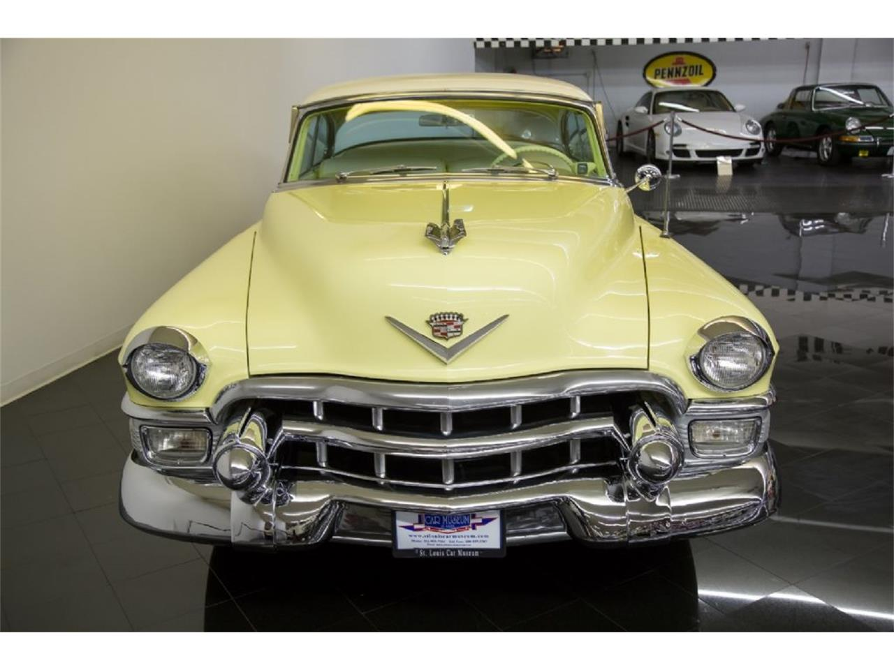 Large Picture of 1953 Series 62 Offered by St. Louis Car Museum - Q3L2
