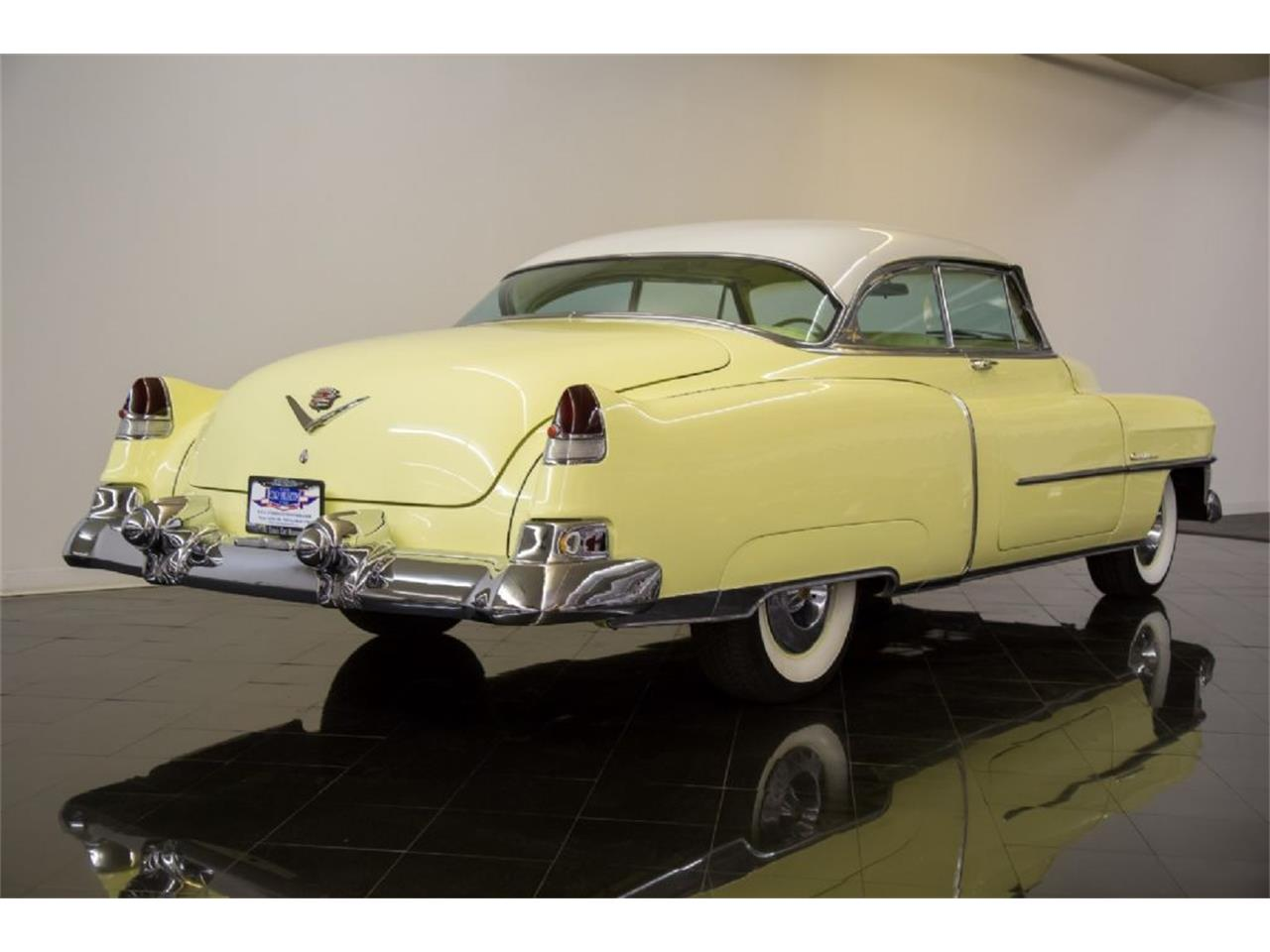 Large Picture of Classic '53 Cadillac Series 62 located in Missouri - $49,900.00 Offered by St. Louis Car Museum - Q3L2
