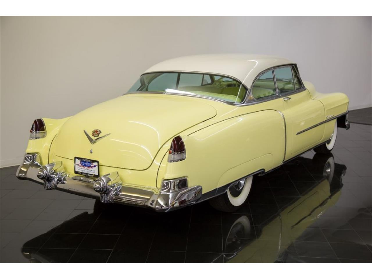 Large Picture of Classic 1953 Series 62 located in St. Louis Missouri Offered by St. Louis Car Museum - Q3L2