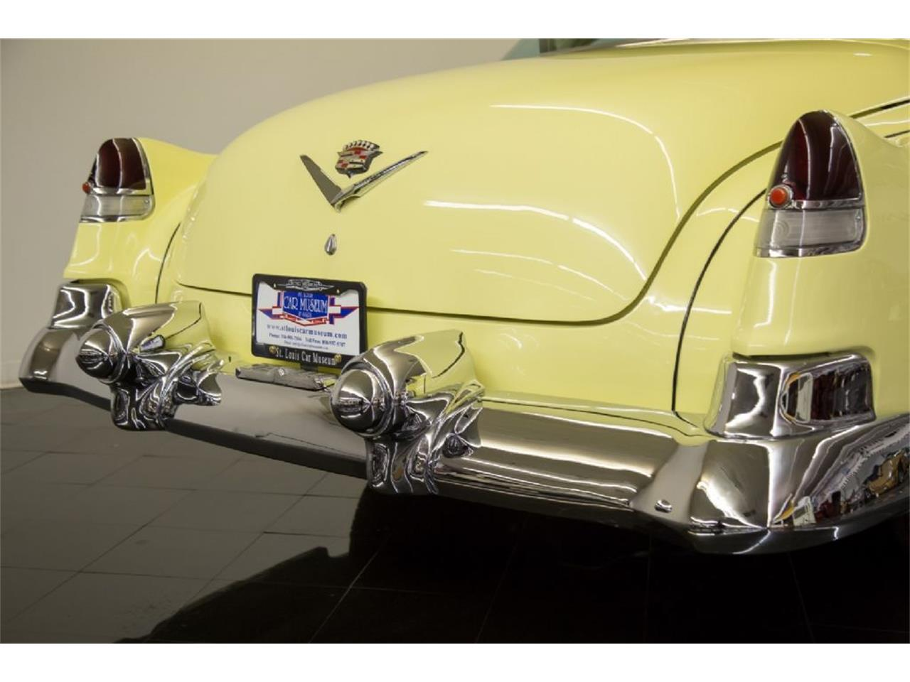 Large Picture of Classic '53 Cadillac Series 62 located in St. Louis Missouri - $49,900.00 Offered by St. Louis Car Museum - Q3L2