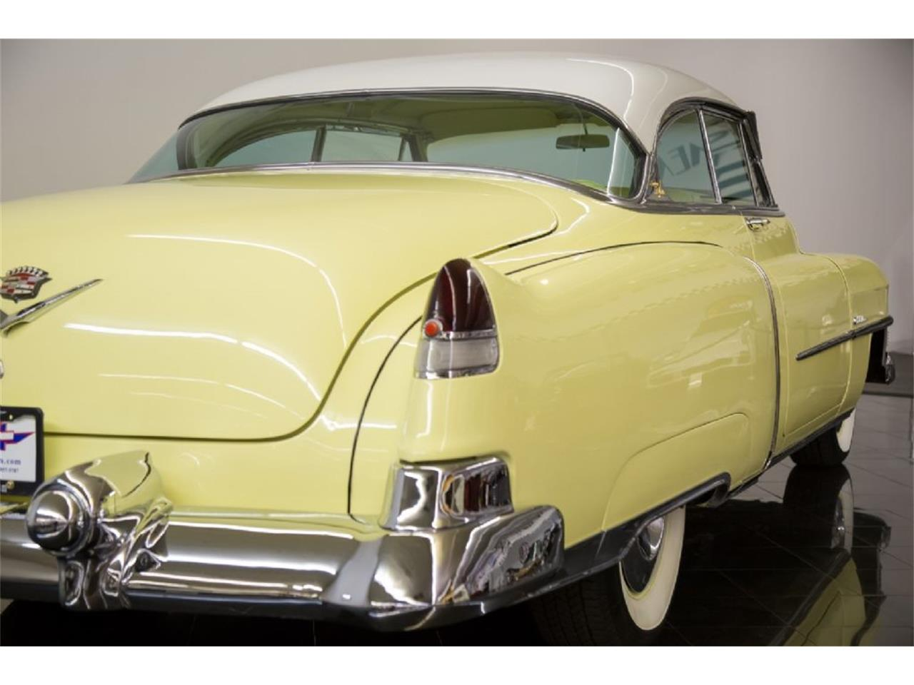 Large Picture of Classic 1953 Cadillac Series 62 located in Missouri - $49,900.00 Offered by St. Louis Car Museum - Q3L2