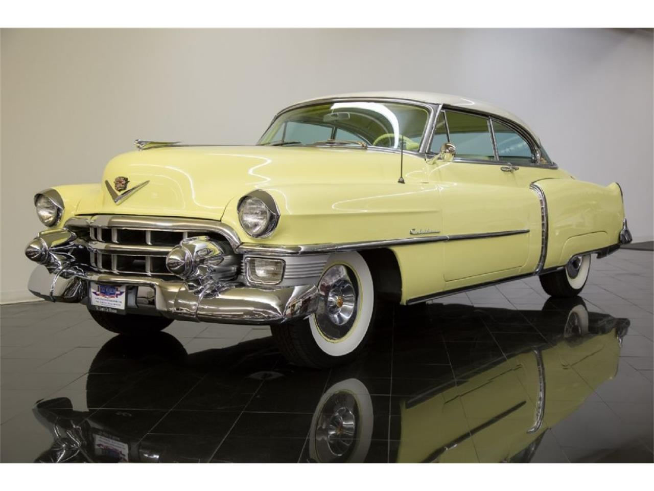 Large Picture of Classic 1953 Series 62 - $49,900.00 Offered by St. Louis Car Museum - Q3L2